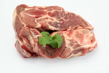 Epaule d'agneau avec os