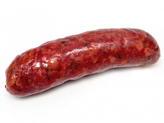 Chorizo tranche