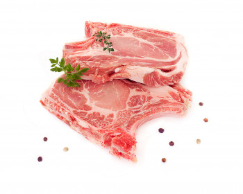 Côte de porc 1ère