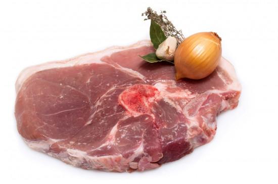 Rouelle de porc a/os