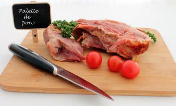 Rôti de porc palette sans os