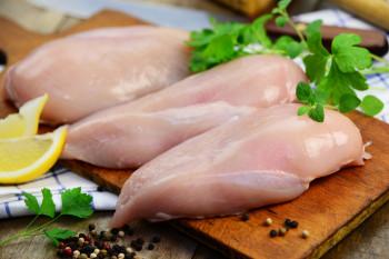 Escalope de poulet